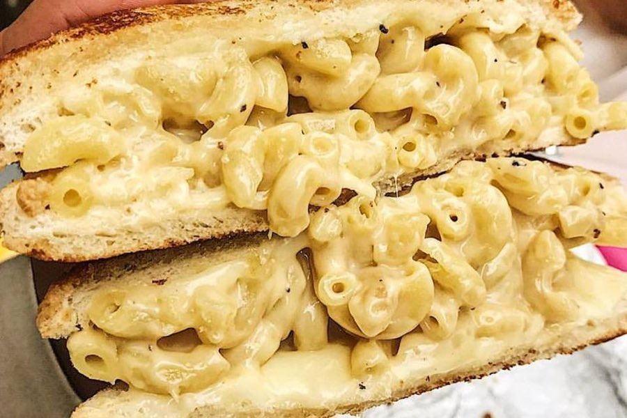 grilled cheese philadelphia mac mart