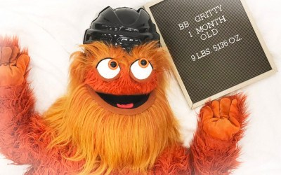gritty flyers birthday