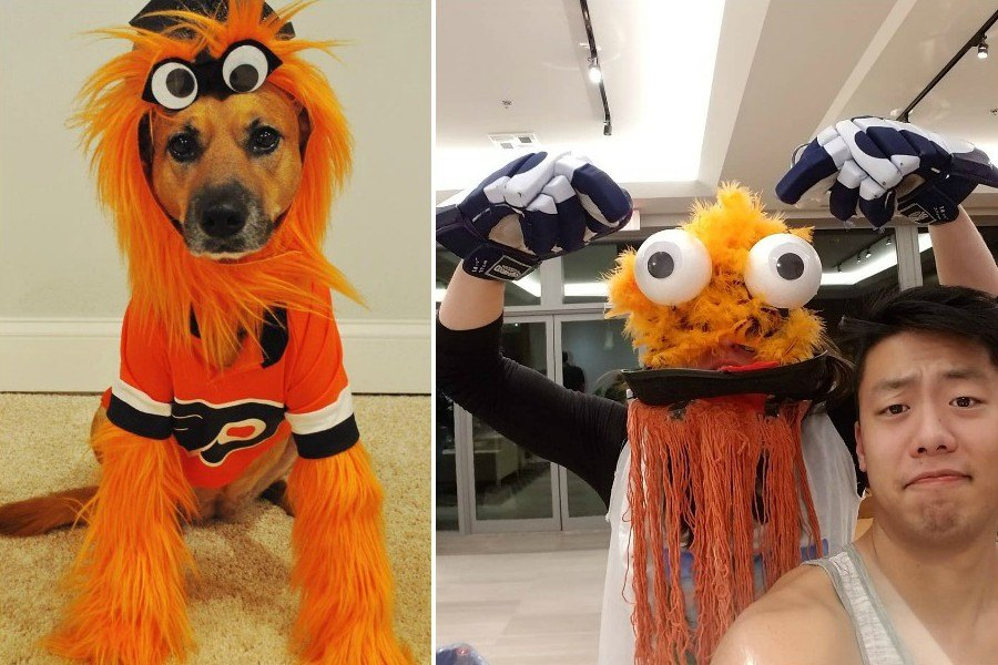 gritty halloween costumes
