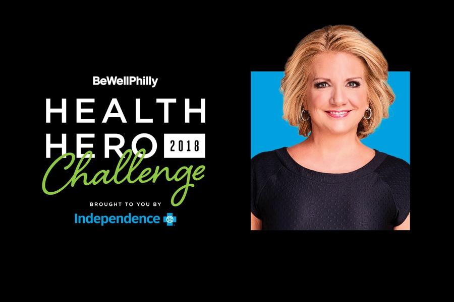 Health Hero VIP Tracy Davidson