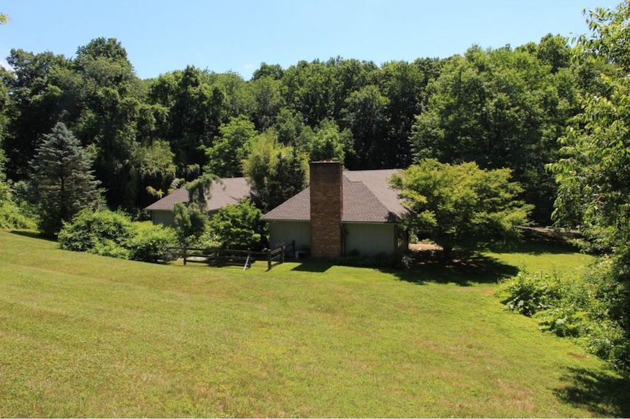 house for rent bucks doylestown contemporary ranch
