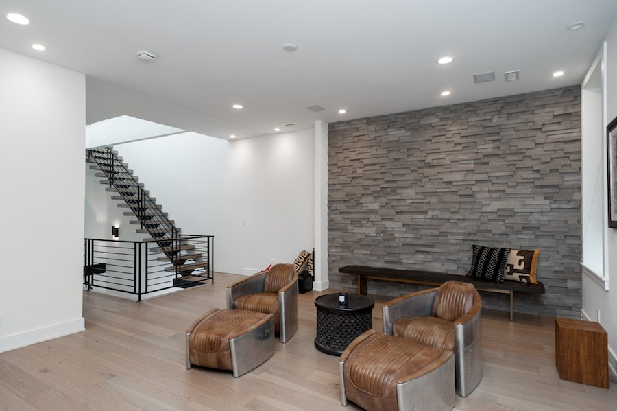 house for sale brewerytown carriage house living room