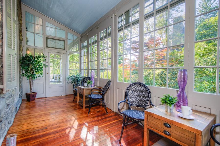 house for sale chestnut hill restored victorian sun porch
