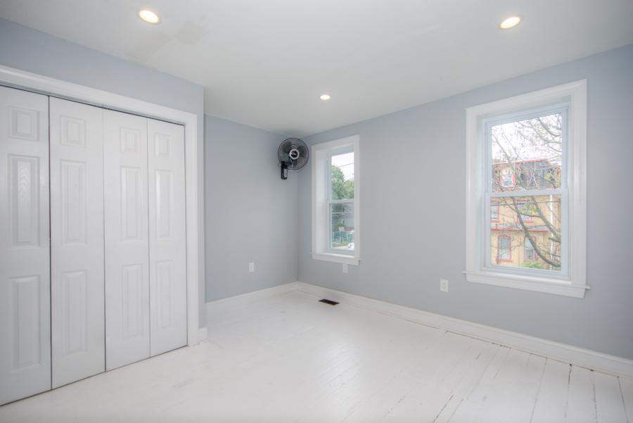 house for sale germantown rehabbed twin master bedroom