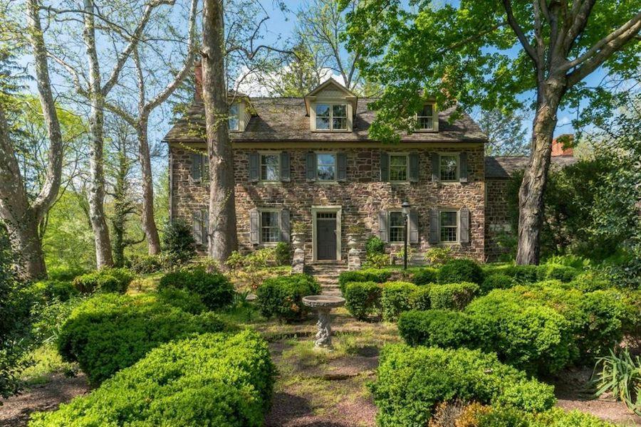 house for sale gwynedd glendower farm exterior front