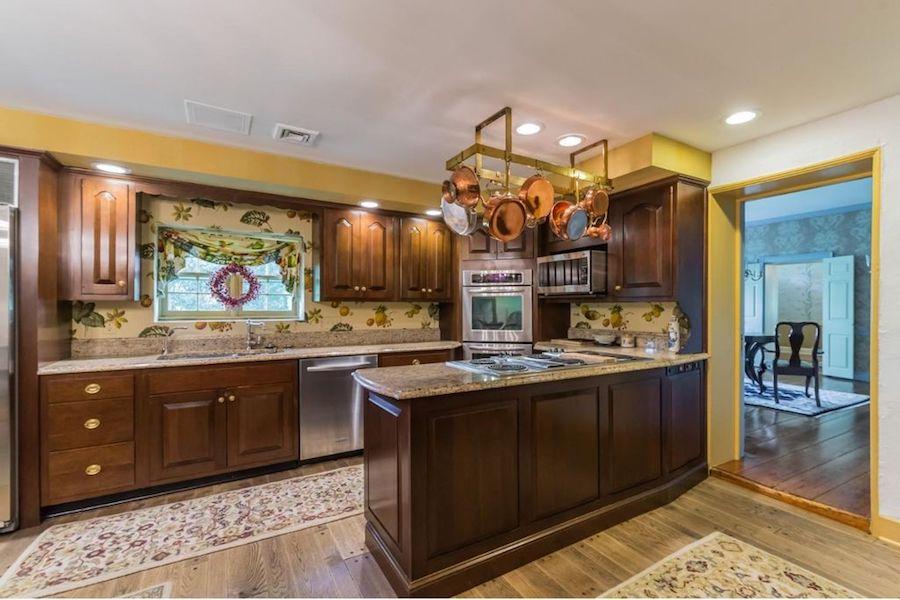 house for sale gwynedd glendower farm kitchen