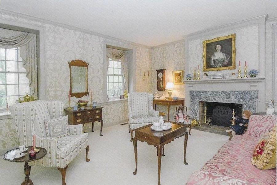 house for sale gwynedd glendower farm living room