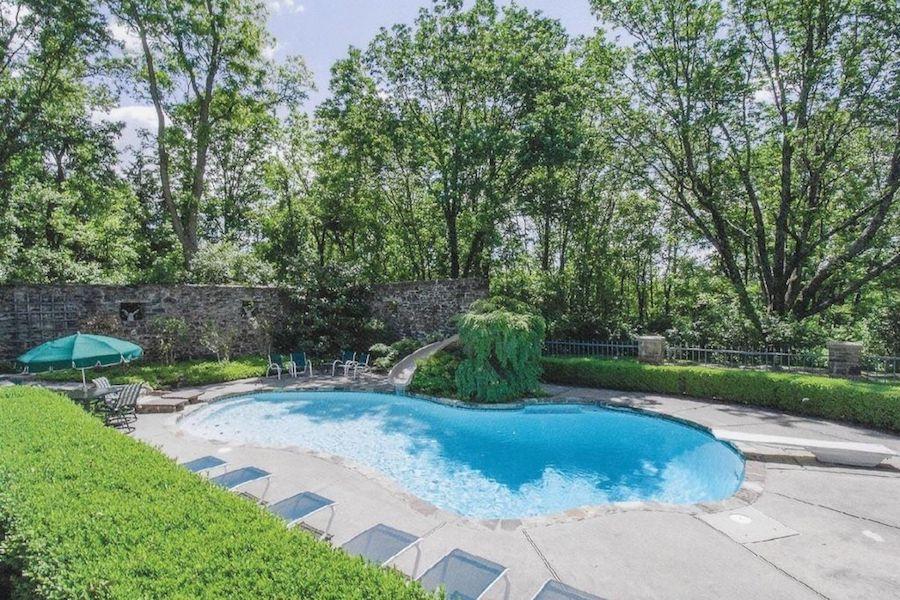 house for sale gwynedd glendower farm pool
