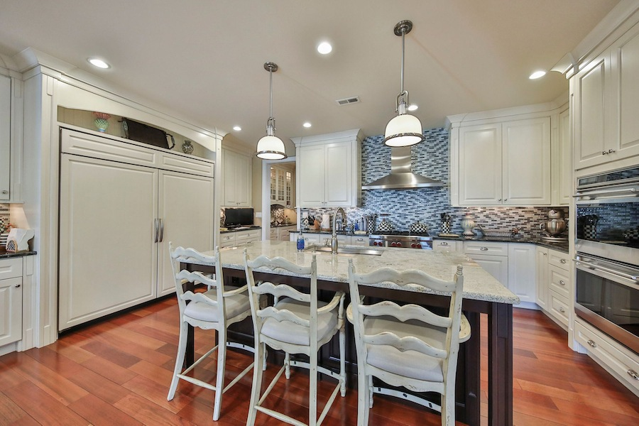 house for sale haverford modern colonial chateau kitchen
