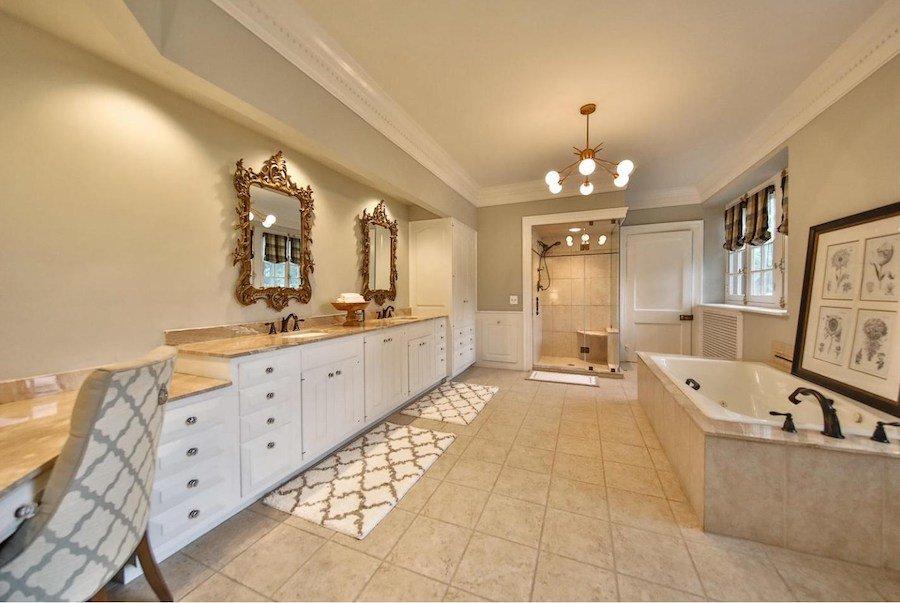 house for sale lower gwynedd meadow farm master bathroom
