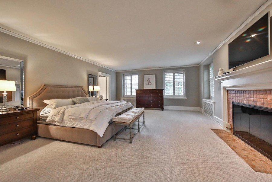 house for sale lower gwynedd meadow farm master bedroom
