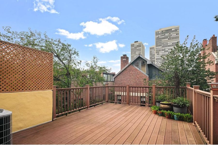 house for sale society hill federal loft deck