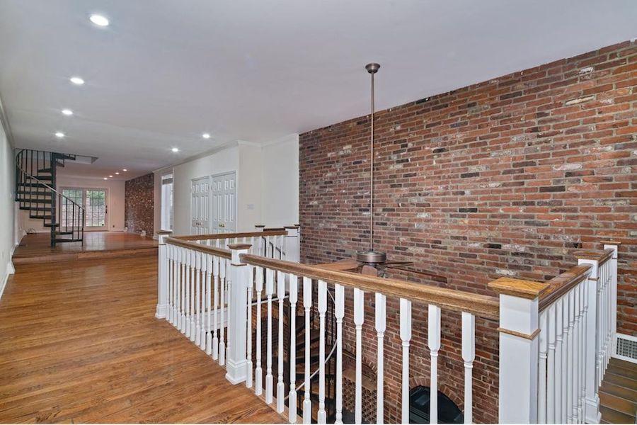 house for sale society hill federal loft main floor