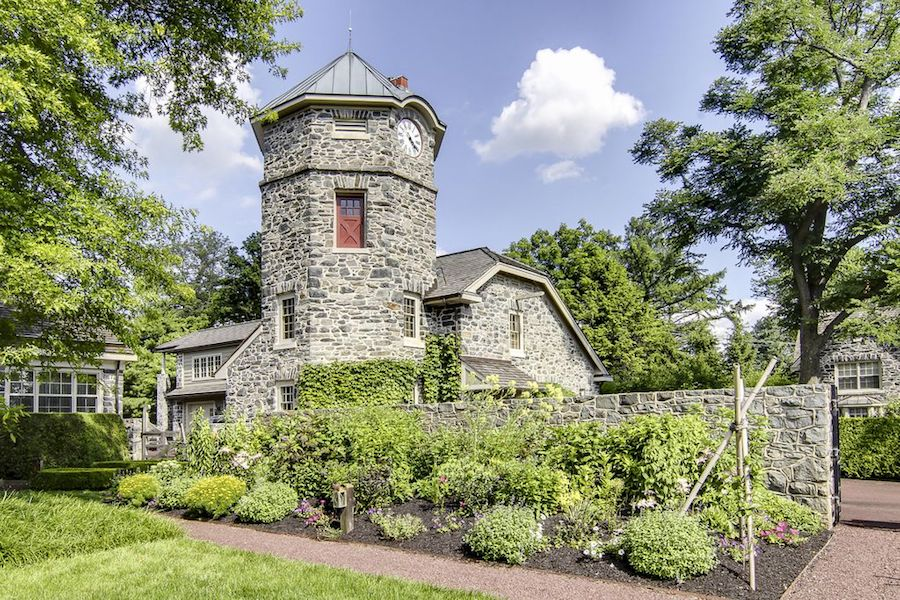 house for sale villanova ardrossan farm estate carriage house clock tower