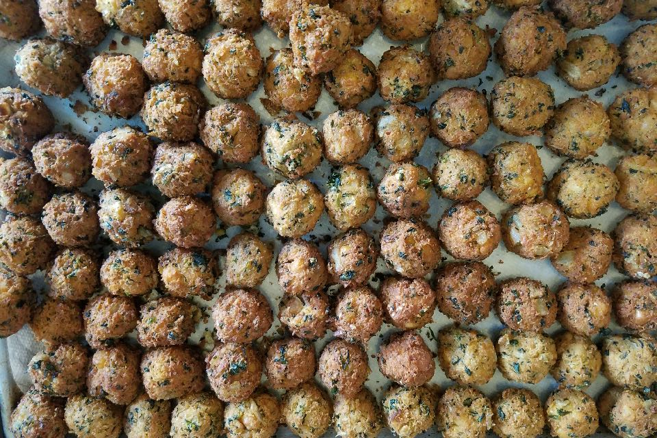 jennifer zavala's vegan meatball recipe