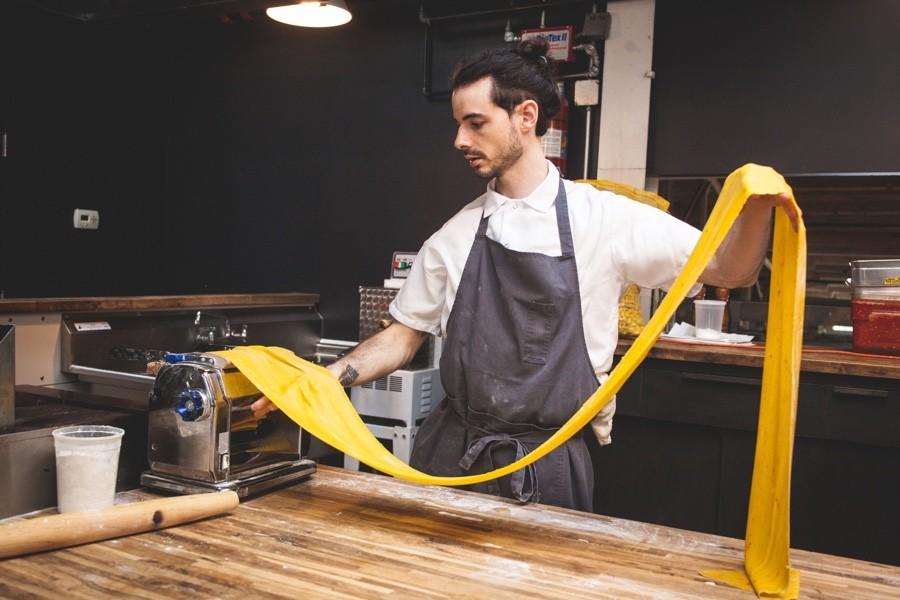 kensington quarters new chef menu matt harper