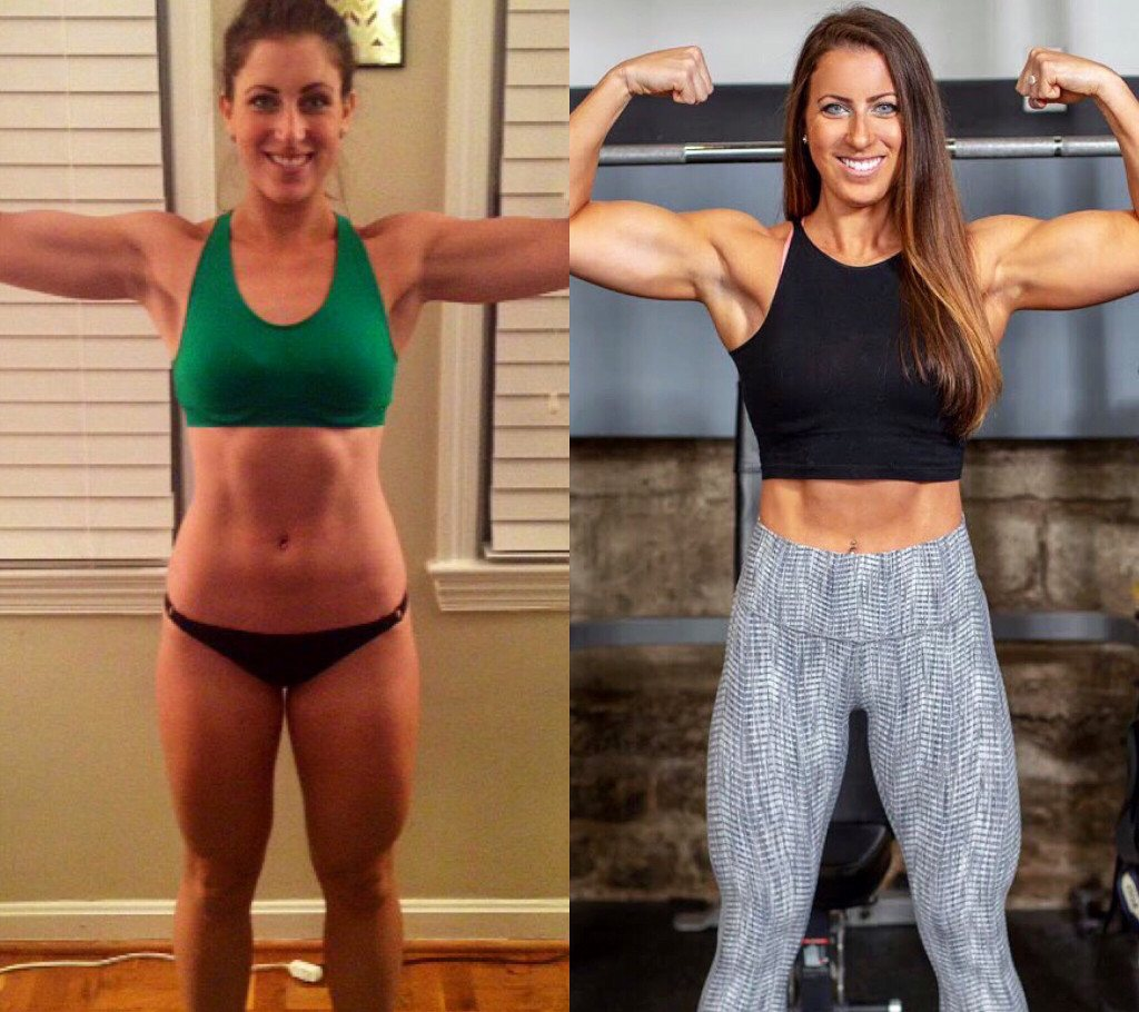 I Completely Transformed My Body Without Losing A Single Pound—Heres How