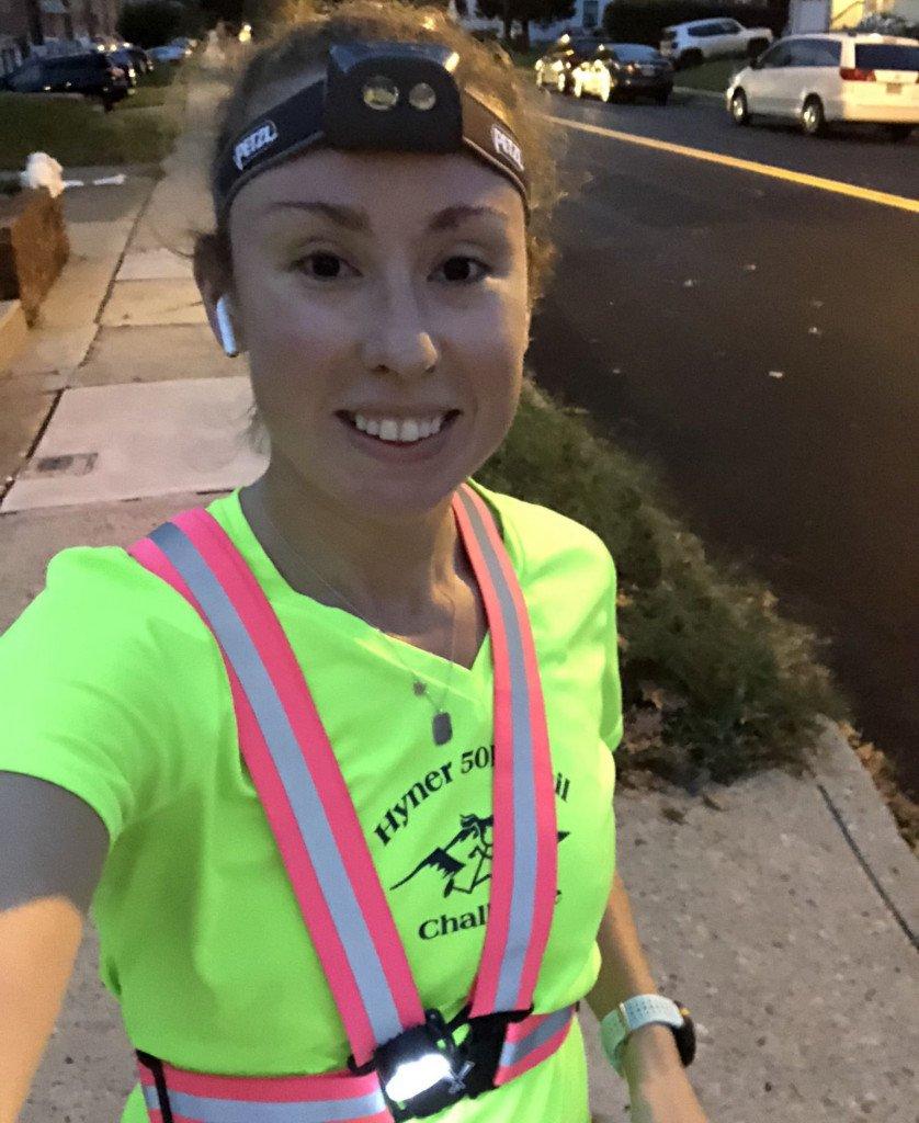 marathon after baby
