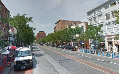 market street bike lanes