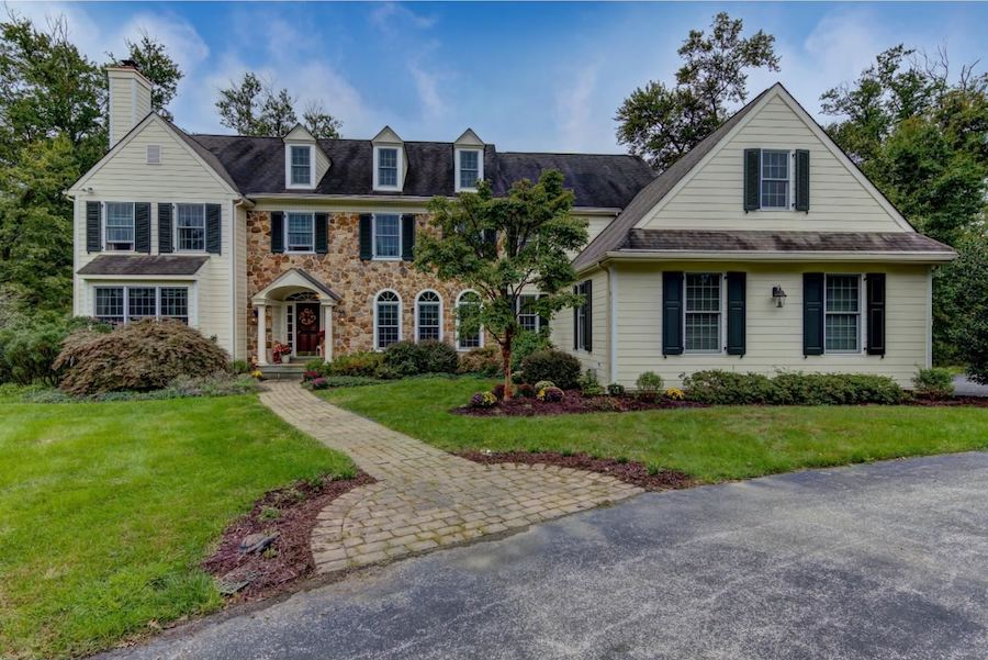 open houses chester malvern new center hall colonial