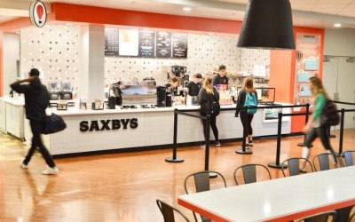 saxbys st josephs university