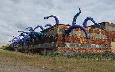 sea monsters here navy yard