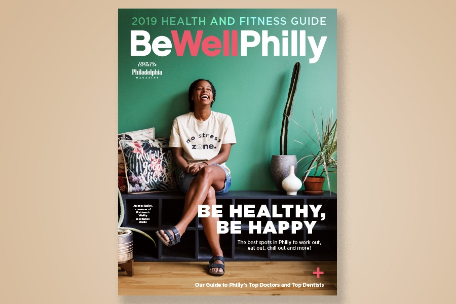 be well philly 2019 health and wellness guide