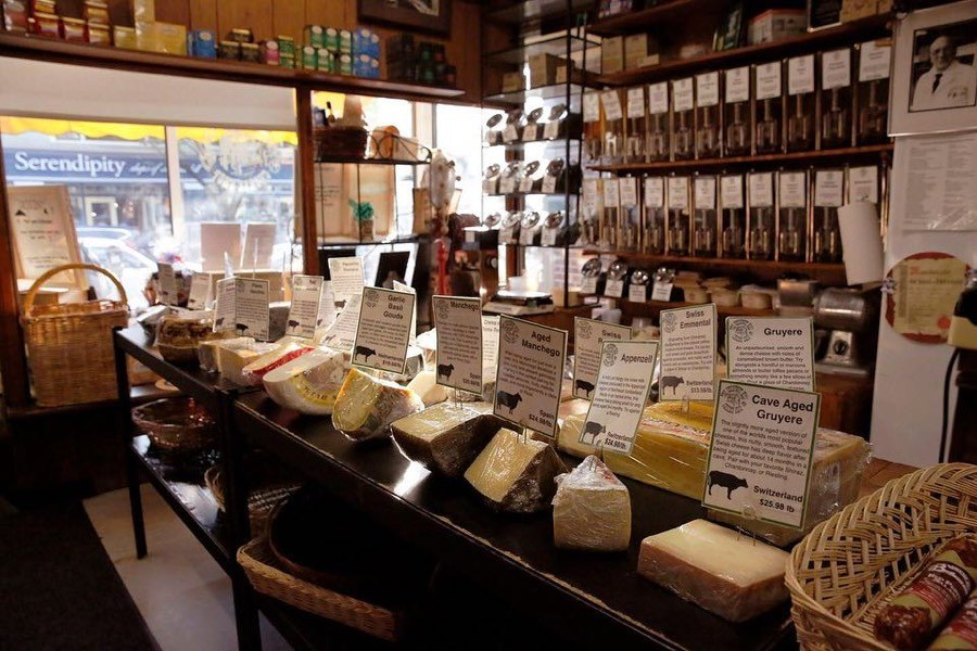 best cheese shop main line