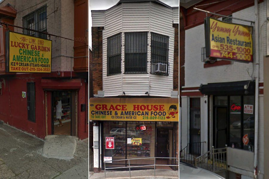 Owners Of 21 Chinese Restaurants Sue Philly For Racial