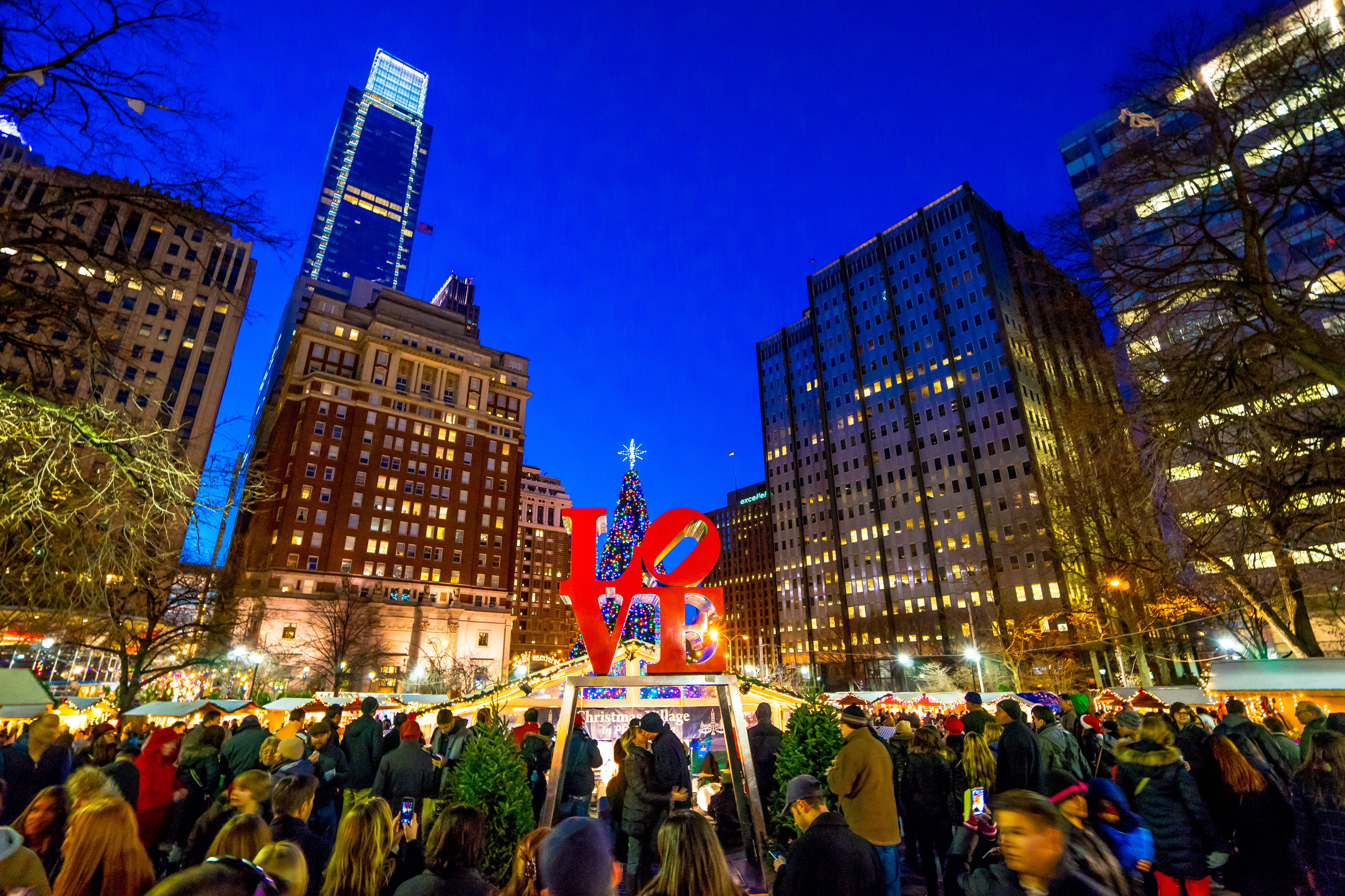 The Ultimate Guide to Philly's Pop-Up Holiday Markets