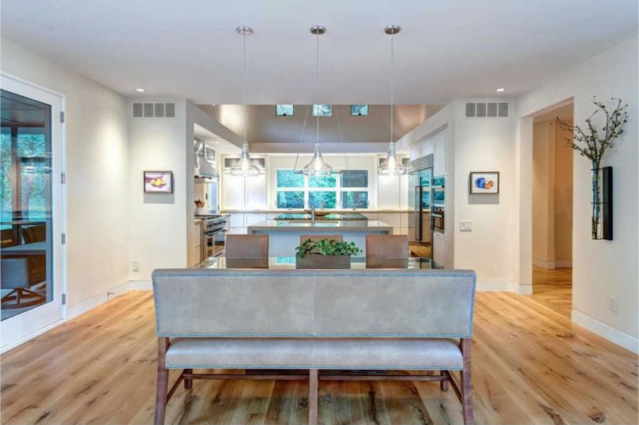 house for sale chadds ford modern villa dining area