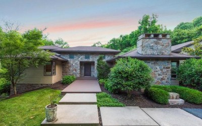 house for sale chadds ford modern villa exterior front