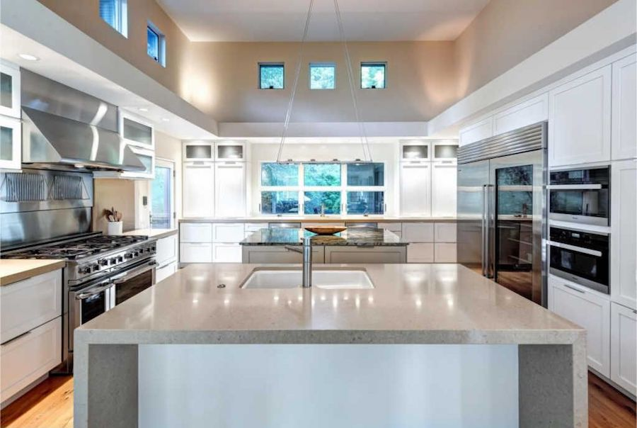 house for sale chadds ford modern villa kitchen