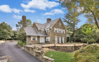 house for sale chestnut hill rizzo residence exterior front