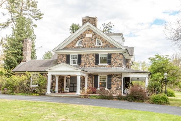 house for sale devon colonial revival exterior front