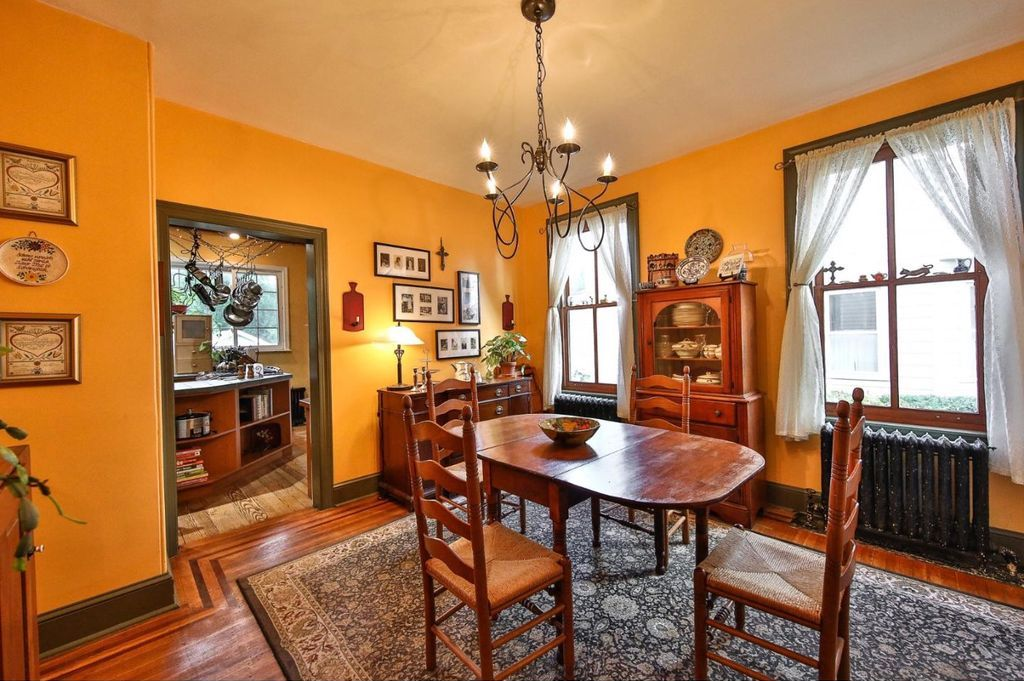house for sale fox chase victorian dining room