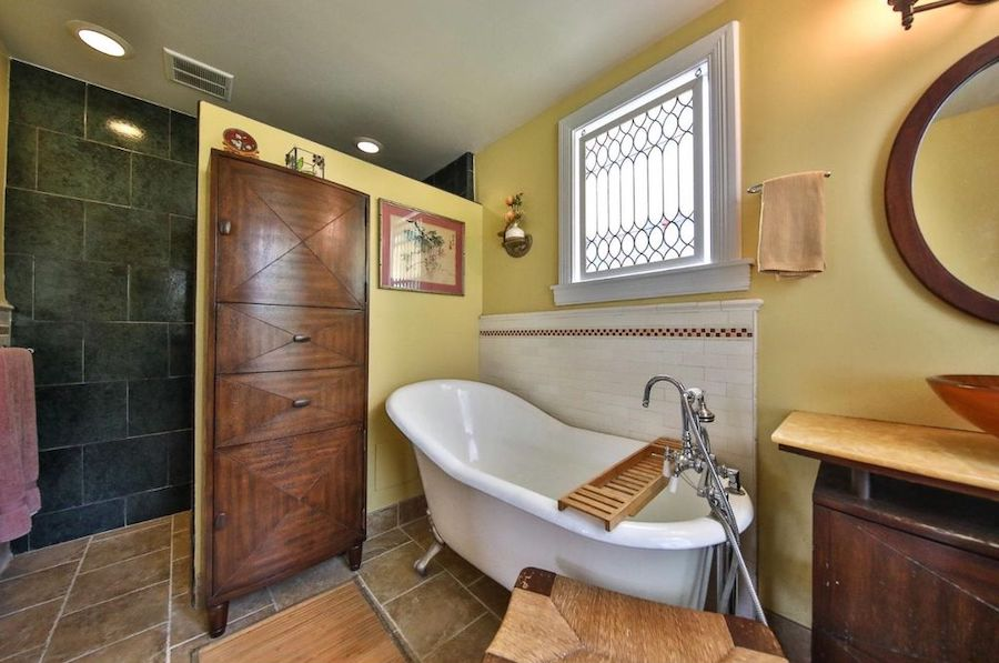 house for sale fox chase victorian master bathroom