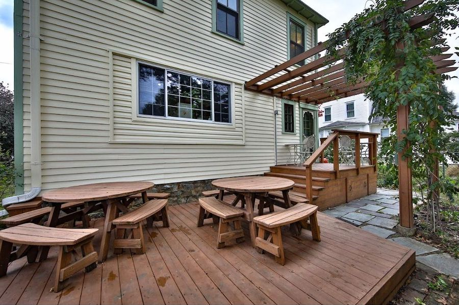 house for sale fox chase victorian rear deck