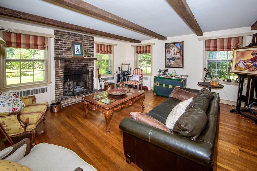 house for sale gladwyne estate guest house living room