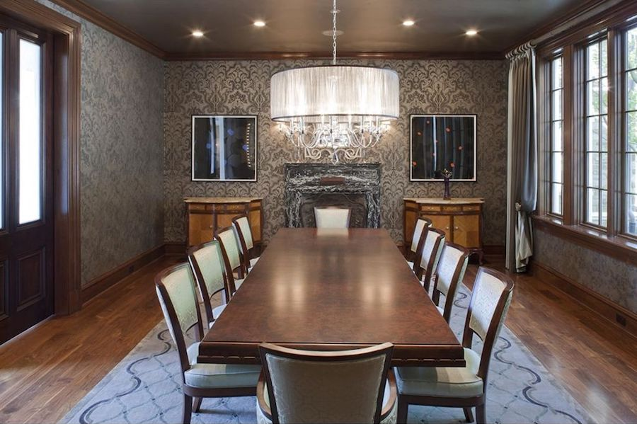 house for sale gladwyne maple hill dining room