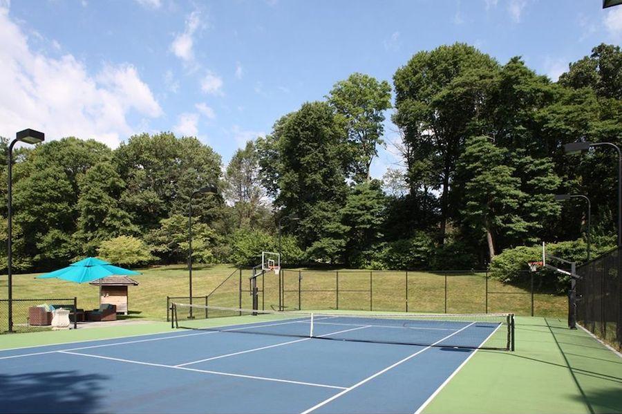 house for sale gladwyne maple hill tennis court