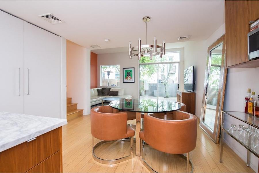 house for sale northern liberties bauhaus dining and family rooms