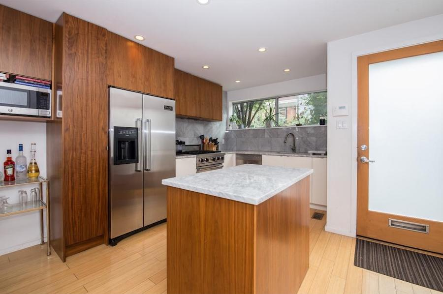 house for sale northern liberties bauhaus kitchen