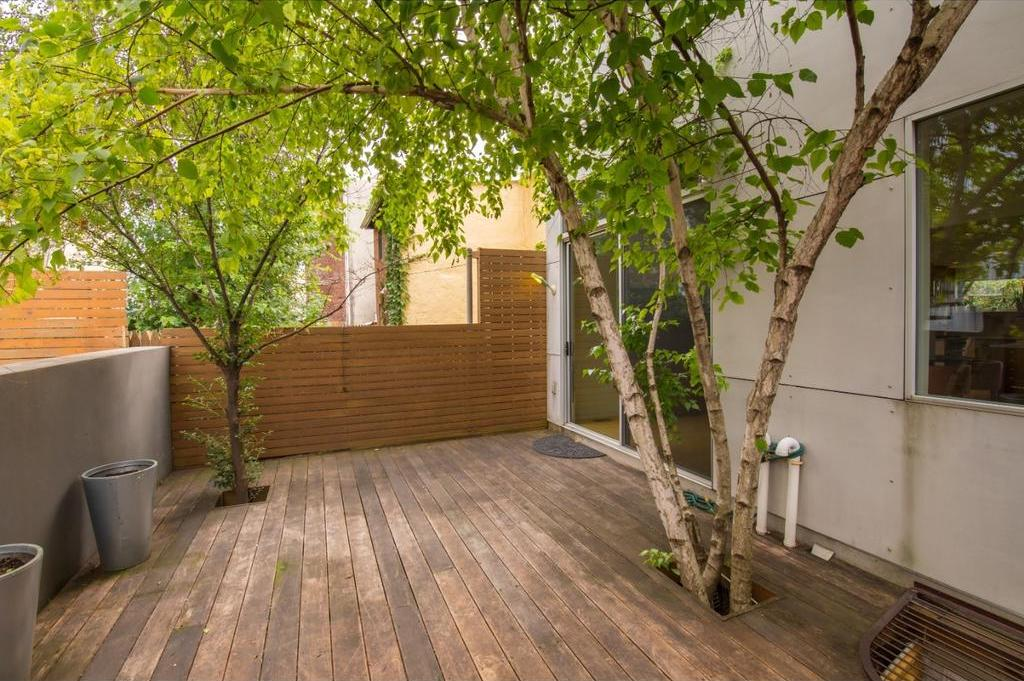 house for sale northern liberties bauhaus deck