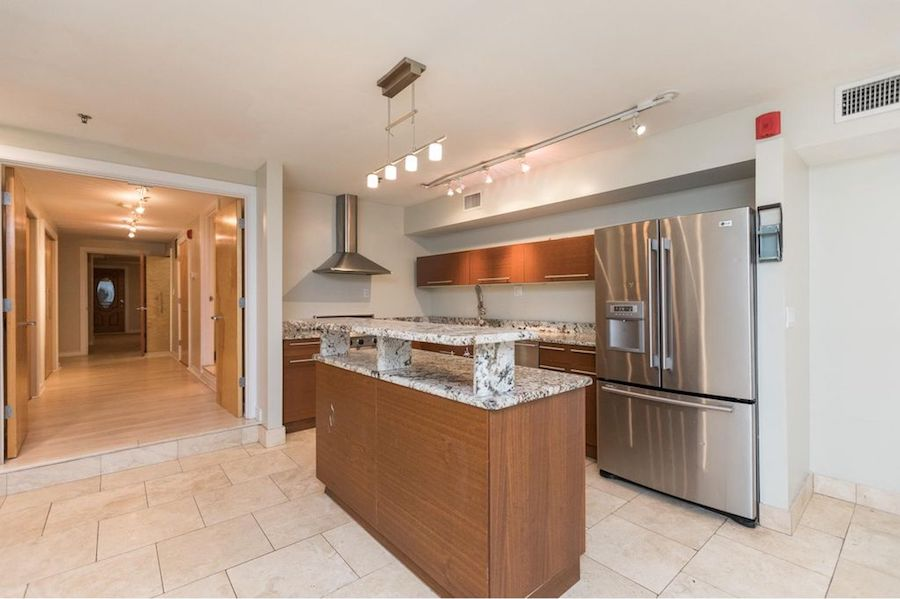 house for sale old city new condo kitchen