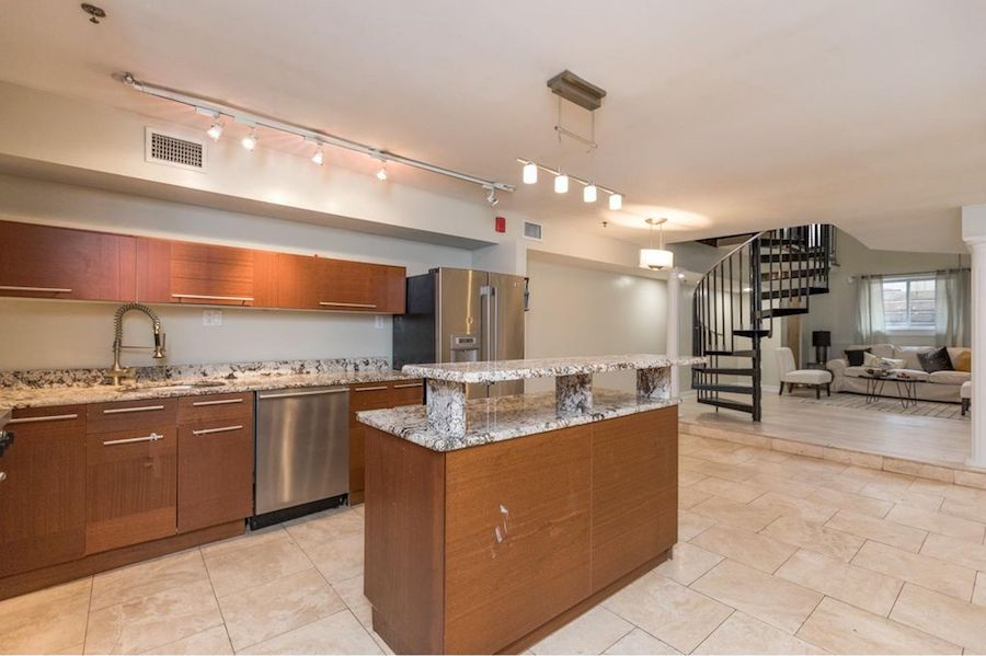 house for sale old city new condo kitchen living room