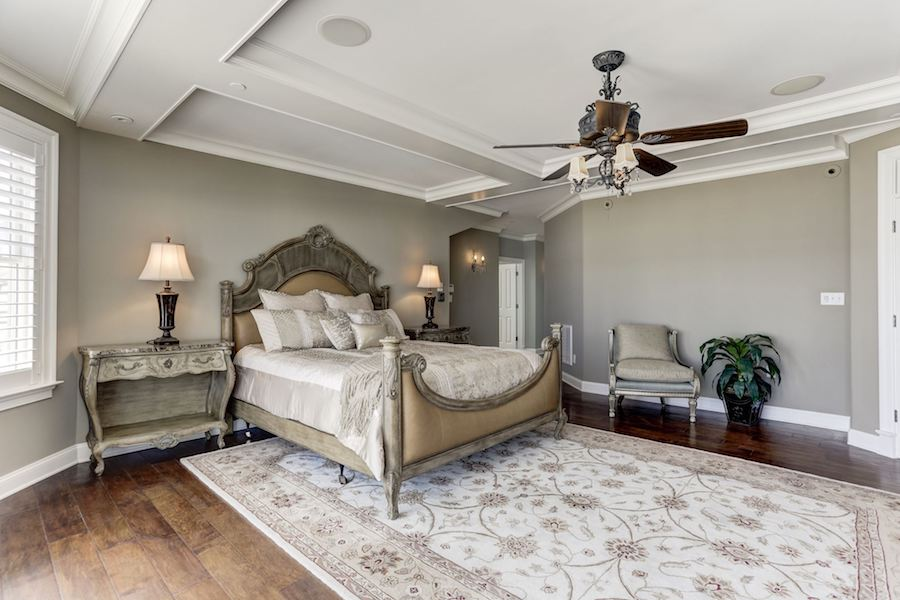 house for sale rehoboth beachfront mansion master bedroom