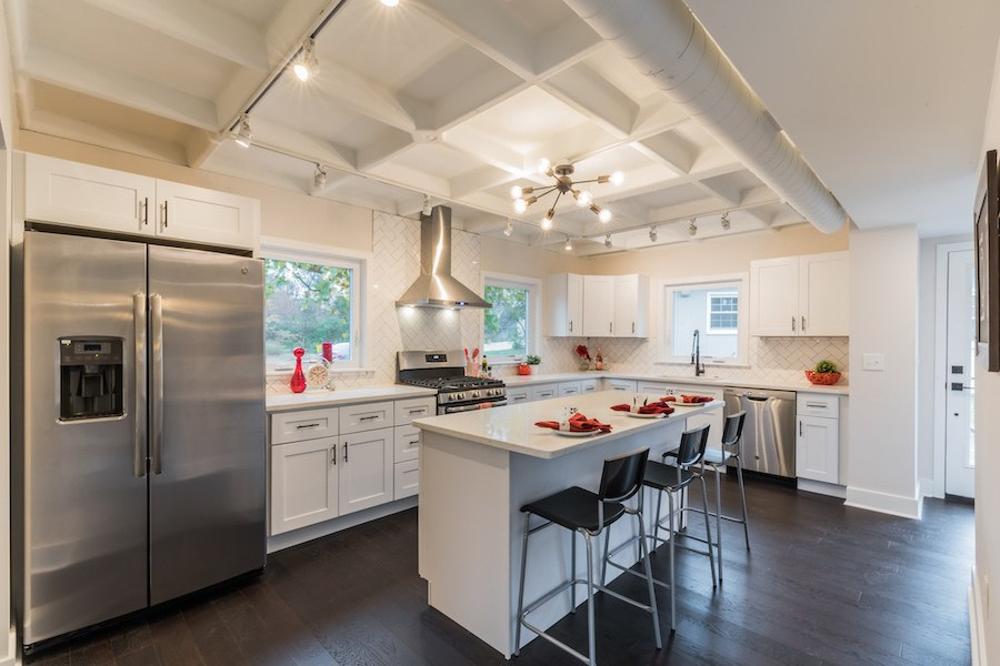 house for sale wyndmoor midcentury classic kitchen