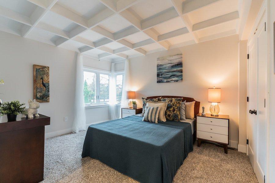 house for sale wyndmoor midcentury classic master bedroom