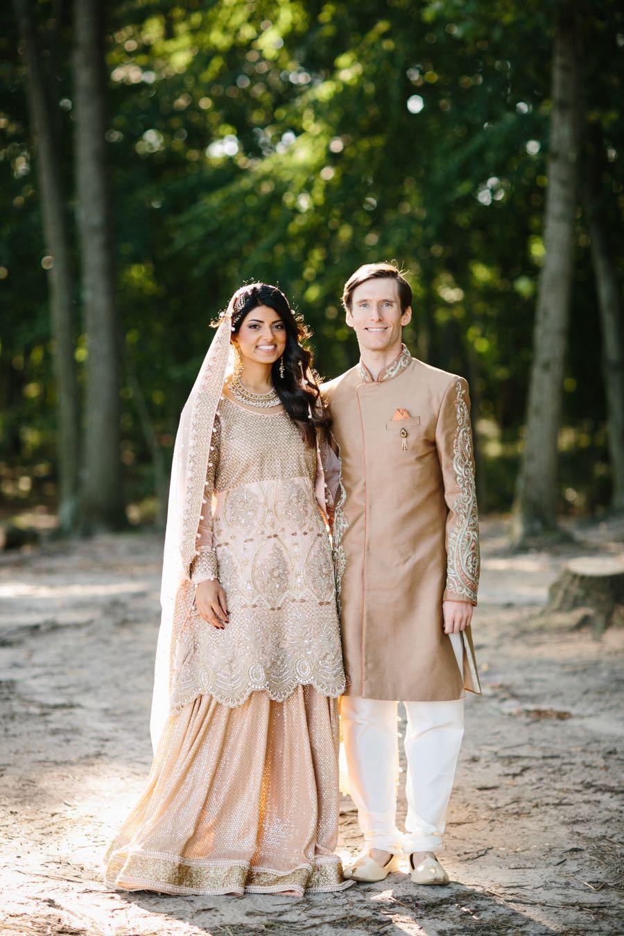 indian wedding ceremony attire